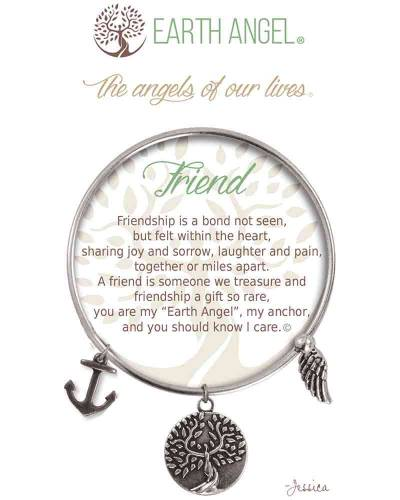 Friend Angels of Our Lives Bracelet