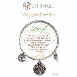 Earth Angel Strength Angels of Our Lives Bracelet