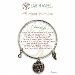 Earth Angel Courage Angels of Our Lives Bracelet
