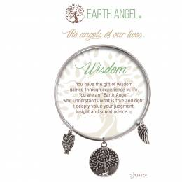 Earth Angel Wisdom Angels of Our Lives Bracelet