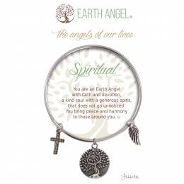 Earth Angel Spiritual Angels of Our Lives Bracelet