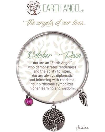 October Rose Angels of Our Lives Bracelet