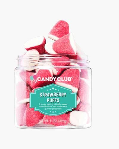 Strawberry Puffs (Small)