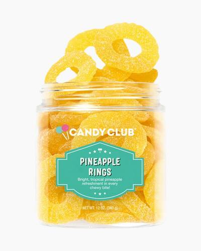 Pineapple Rings Gummies (6 oz.)