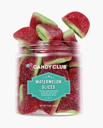 Watermelon Slices Gummies (12 oz.)