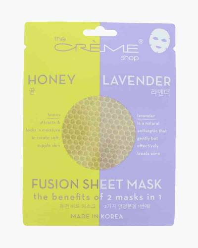 Honey and Lavender Fusion Sheet Mask
