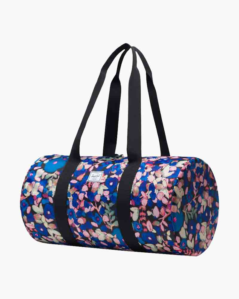 160f64c61b0 Herschel Supply Co. Packable Duffle Bag in Painted Floral