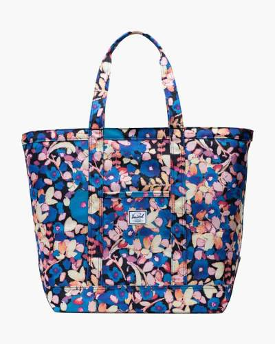 Bamfield Tote in Painted Floral