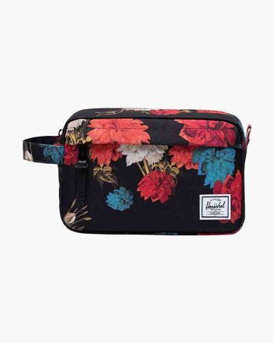 Chapter Travel Kit in Vintage Floral Black