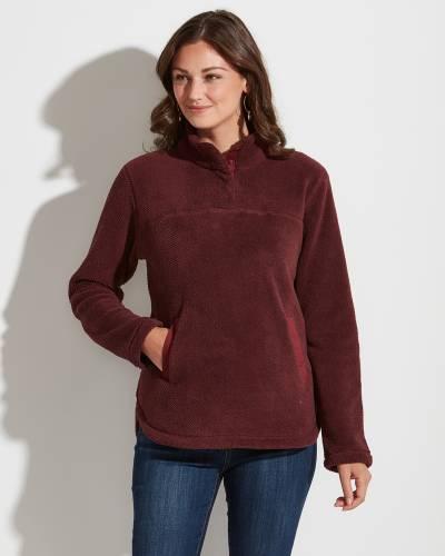 Exclusive Fleece Pullover