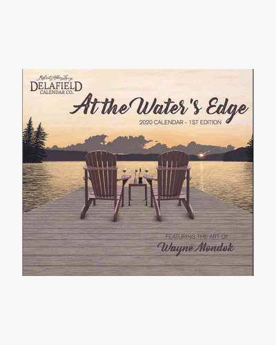 At the Water's Edge 2020 Wall Calendar