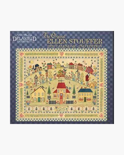 The Original Ellen Stouffer 2020 Wall Calendar