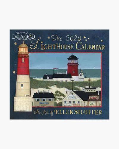 The 2020 Lighthouse Wall Calendar