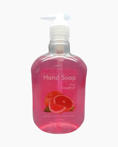 Pink Grapefruit Moisturizing Hand Soap