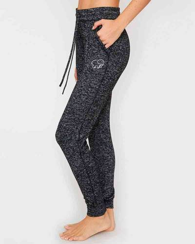 Cozy Jogger Pants in Dark Grey