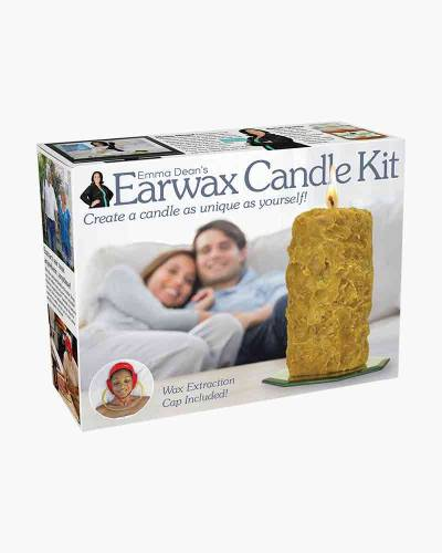 Earwax Candle Prank Gift Box