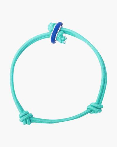 Calmness Aqua Cord Mood Bracelet
