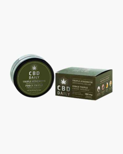 CBD Triple Strength Intensive Cream