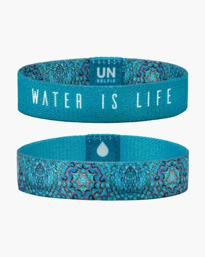 Water Kaleidoscope Bracelet for Water.org