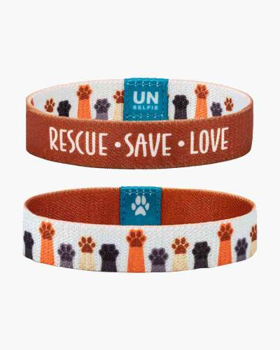Rescue Paws Bracelet for Best Friends Animal Society