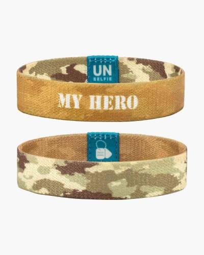 My Hero Camo Bracelet for TAPS