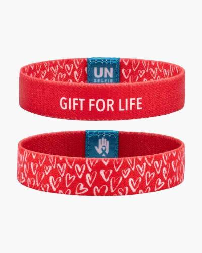 Gift for Life Hearts Bracelet for Gift for Life