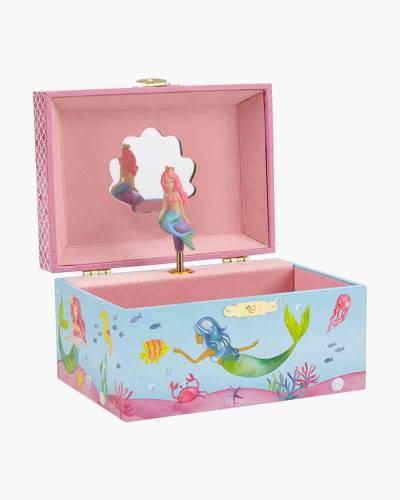 Mermaid Musical Jewelry Box