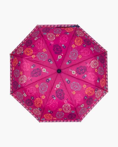 Pink Sugar Skulls Umbrella