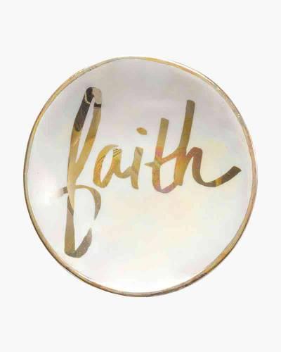 Faith Organic Ring Bowl