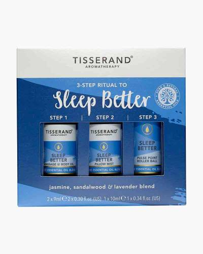3-Step Ritual to Sleep Better Essential Oils Set