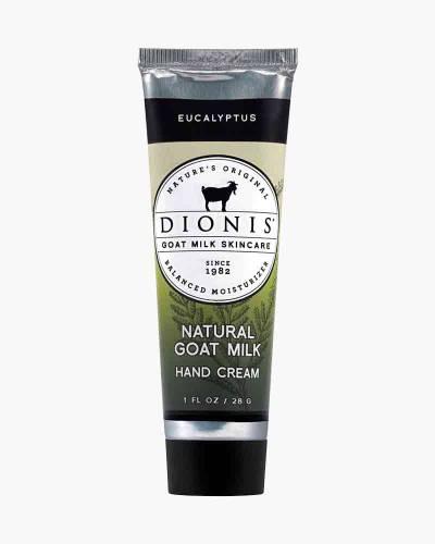 Eucalyptus Goat Milk Hand Cream (1 oz.)