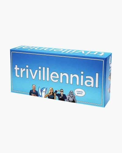 Trivillennial Trivia Card Game