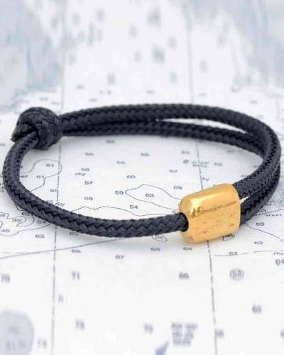 Limited Edition Cuttyhunk Bracelet in Navy