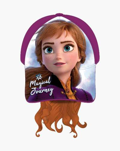 Disney's Frozen 2 Anna Ponytail Baseball Cap