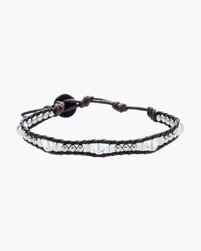 Coastal Fog Moonstone Bracelet