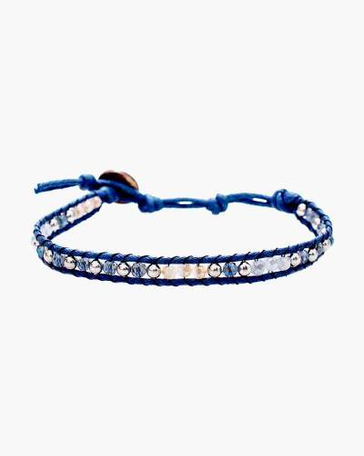 Holiday Collection Beaded Bracelet in Blue
