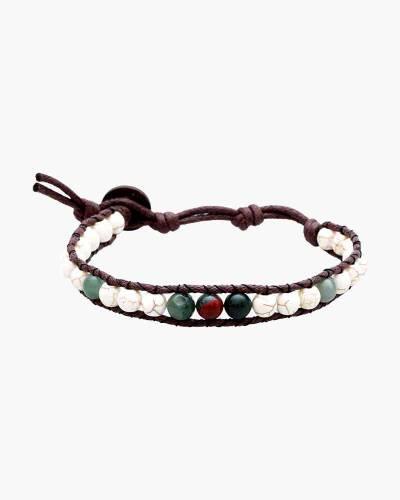 Crystal Forest Men's Bracelet
