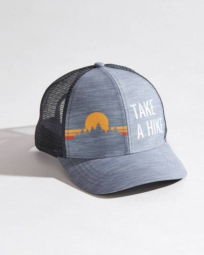 Exclusive Take a Hike Trucker Hat