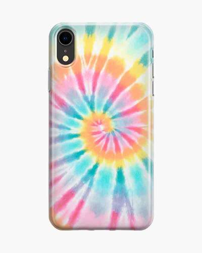Tie Dye Patterned Case for iPhone XR