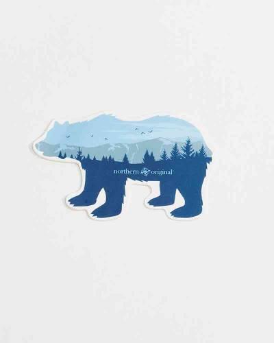 Exclusive Bear Sticker