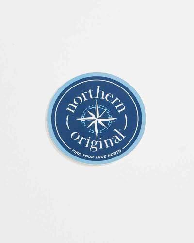 Exclusive Northern Original Logo Sticker