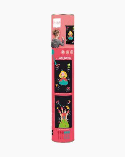 Princess Magnetic Darts Set