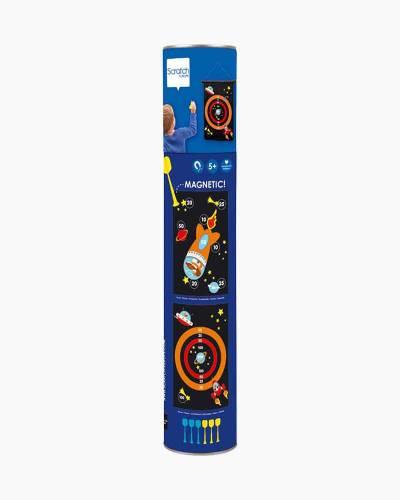 Astronaut Magnetic Darts Set