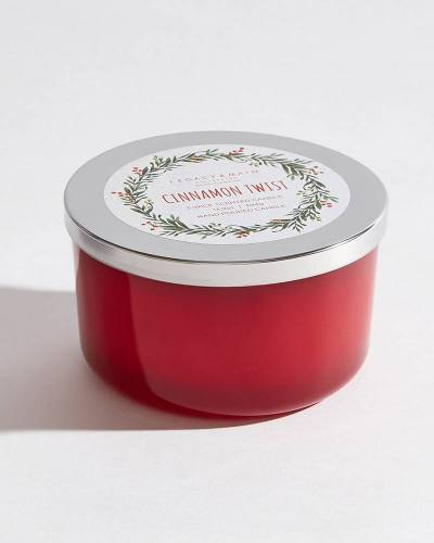 Exclusive 3-Wick Scented Candle