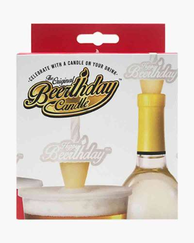 The Original Beerthday Candle