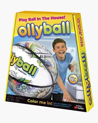 Ollyball - The Ultimate Indoor Playball