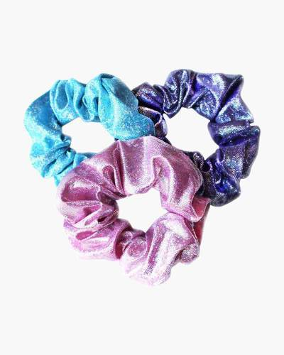 Glitter Girl Scrunchies (3 Pack)