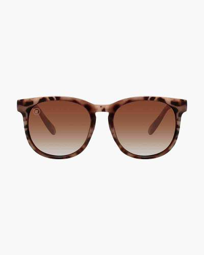 Tiger Mark Animal Print Sunglasses