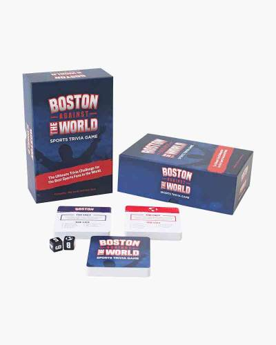 Boston Against The World Sports Trivia Game