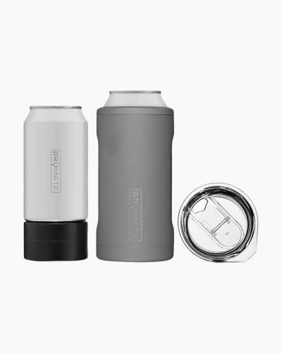 Hopsulator Trio 3-in-1 Stainless Steel Can Cooler